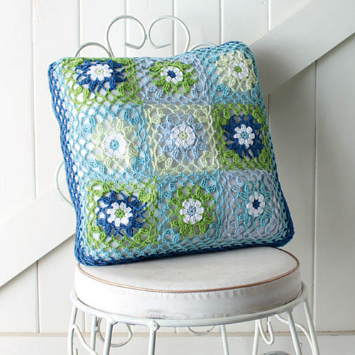 Cosy Project Crochet Robyn Hicks