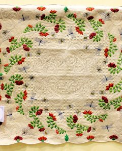 6 Questions With Award Winning Quilt Designer
