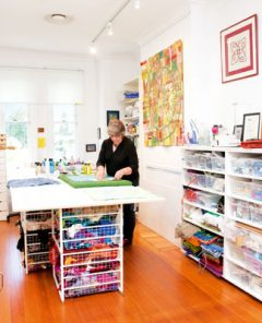 In The Studio With Textile Artist Lisa Walton