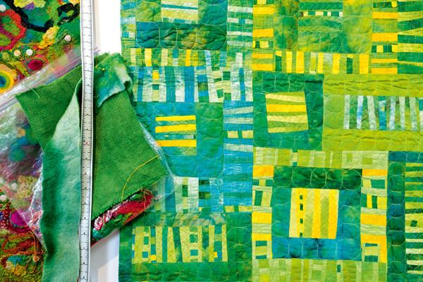 Lisa Walton's Textile Work