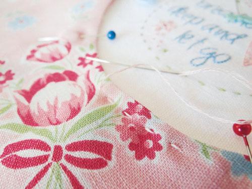 Cameo Embroidery Needlework