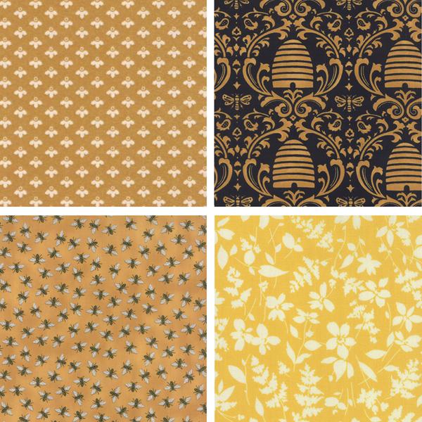 Bee fabrics