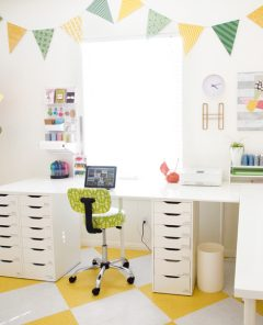 Inside US Designer Hildie Westenhavers Craft Studio