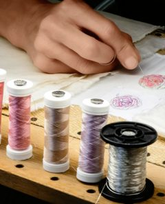 6 Steps To Embroidery Watchmaking Project