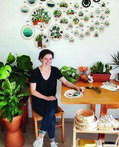 Designer Edge - Sarah K. Benning