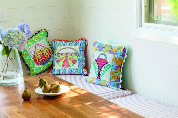 Getting Cosy with Designers - Chris Jurd & Sue Pinner