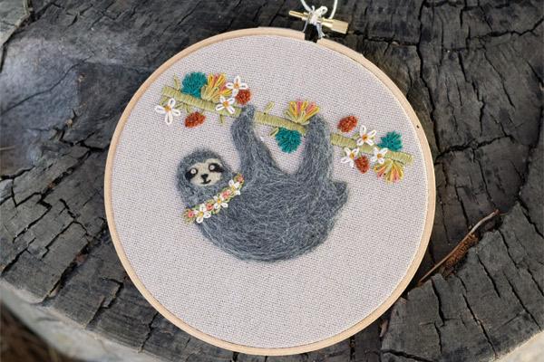 Becky Anne Tilson Sloth
