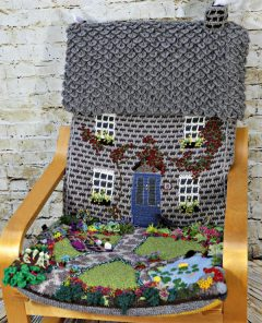 Phil Saul Crochet Chair