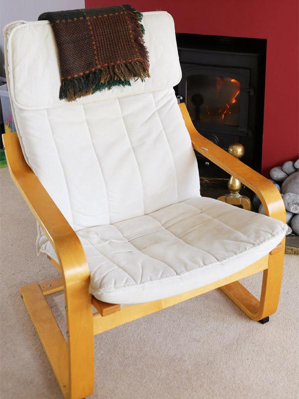 Phil Saul Ikea Chair