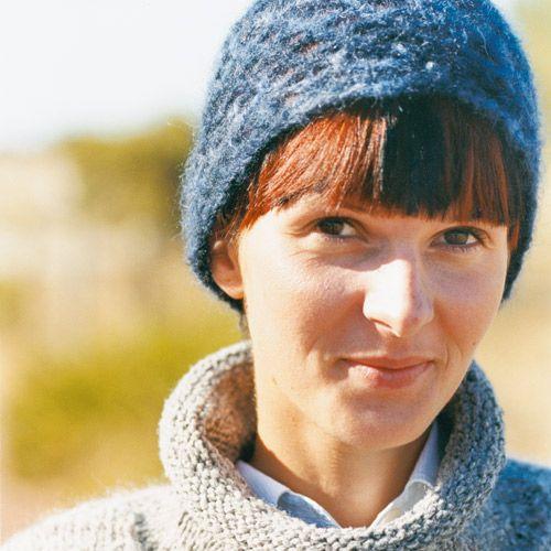 Winter Patterns - Cute Crochet Cap