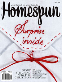 Homespun 1507 Cover