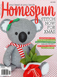 Homespun 1707 Cover