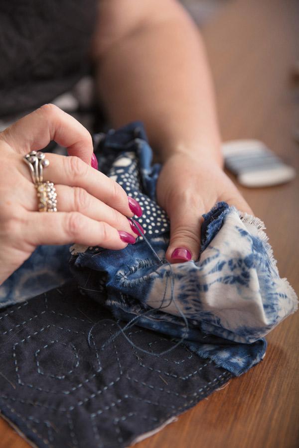 Jennifer Corkish Stitching