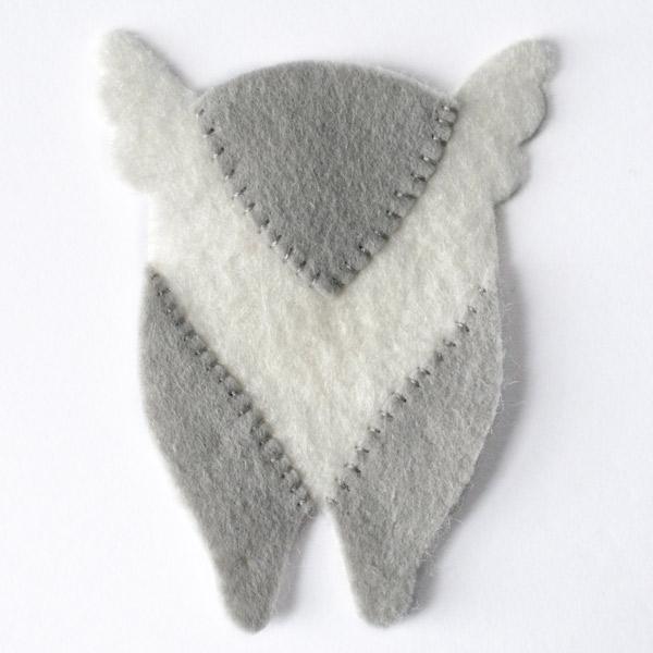 Koala Softie Pattern Step 2