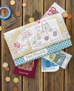 Natalie Bird Passport Folio