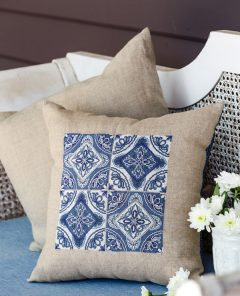 Prue Scott Cushion Feature