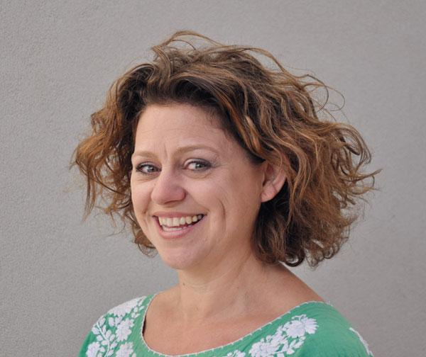 Claire Turpin Portrait