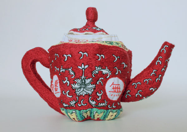 Teapot And Lid 2015