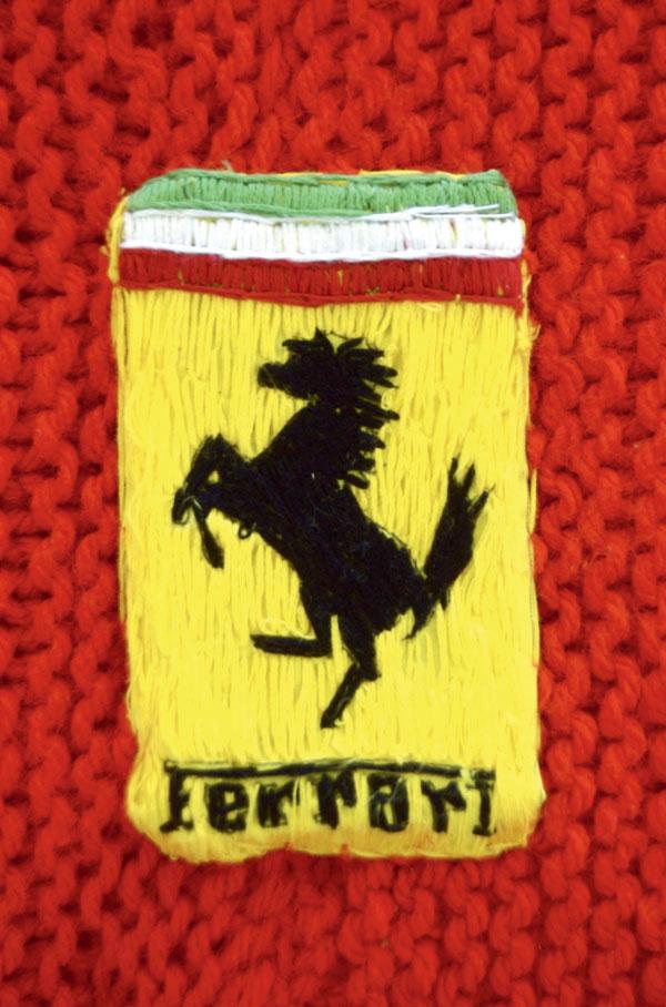 Lauren Porter 3 knitting