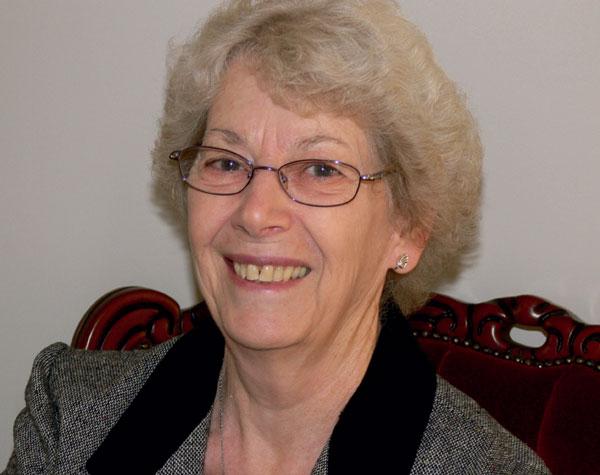 Val Laird Portrait