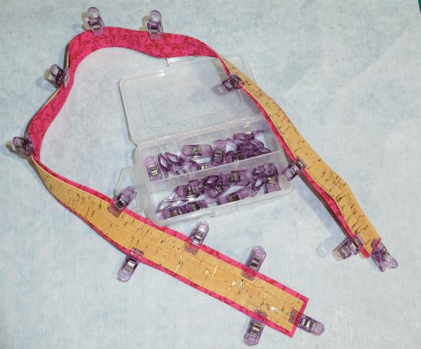 Cork Strap With Clipsb