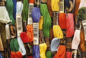 Stranded Embroidery Floss