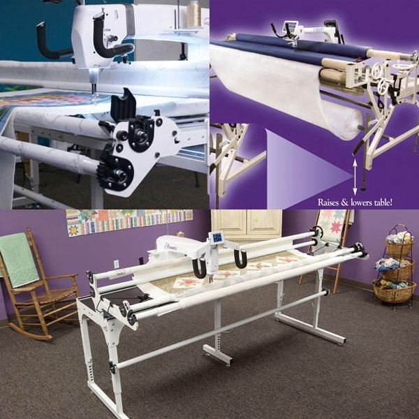 Industrial Longarm Machines